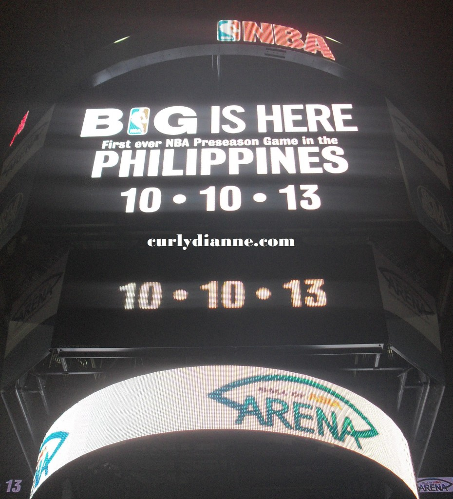 NBA on Philippines
