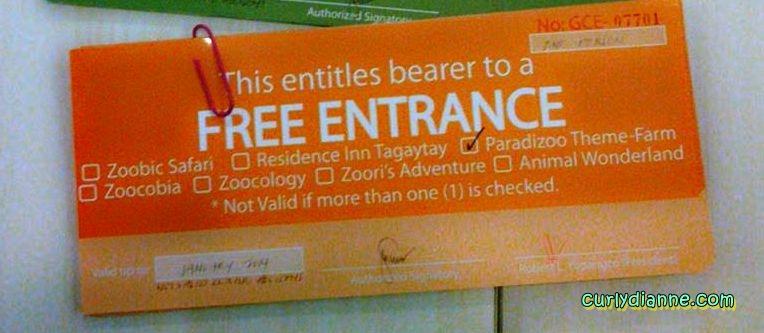 free entrance pic