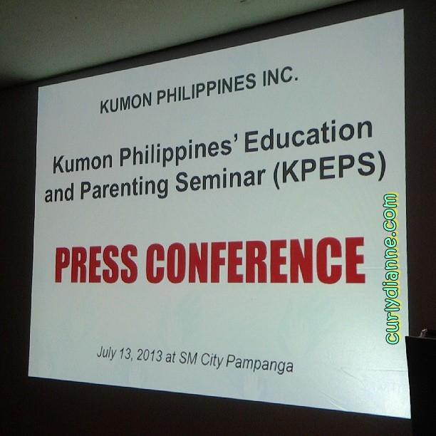 kumon conference