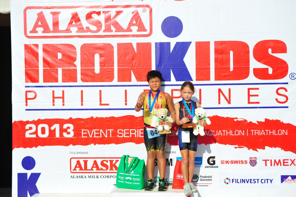 Alaska IronKid photo