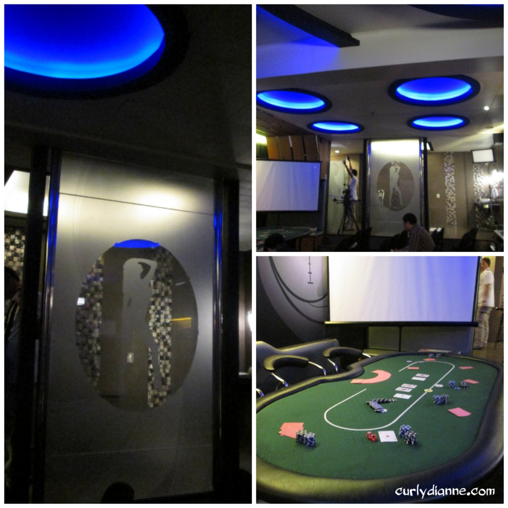 Design of Casino Royale Thematic Room in Victoria Court Malate