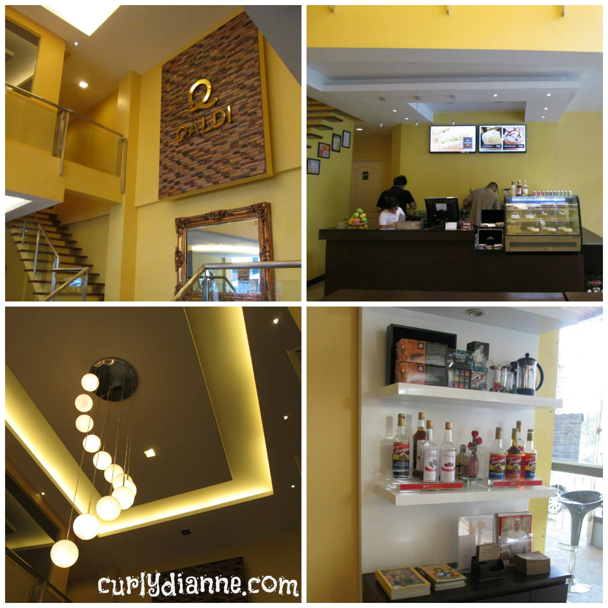 Qaldi Coffee Bar and Cyber Cafe
