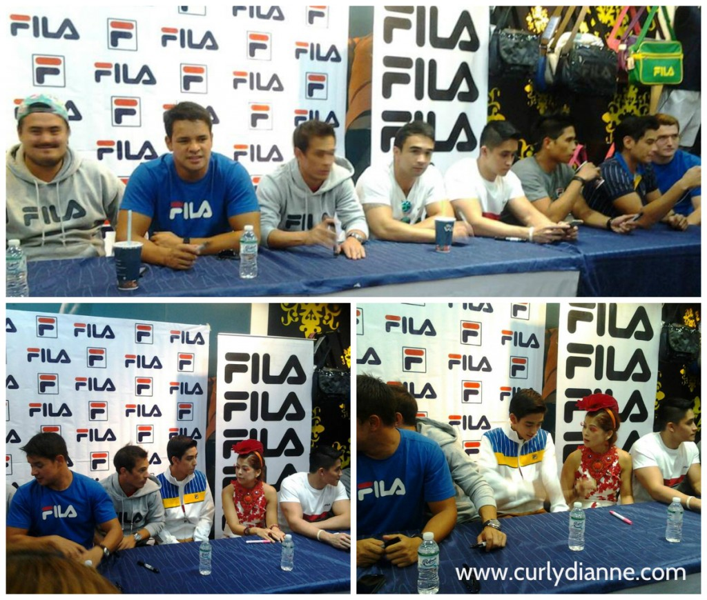 FILA Endorsers meet up