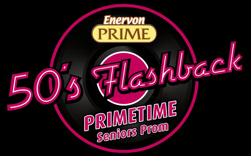 50s flashback Logo