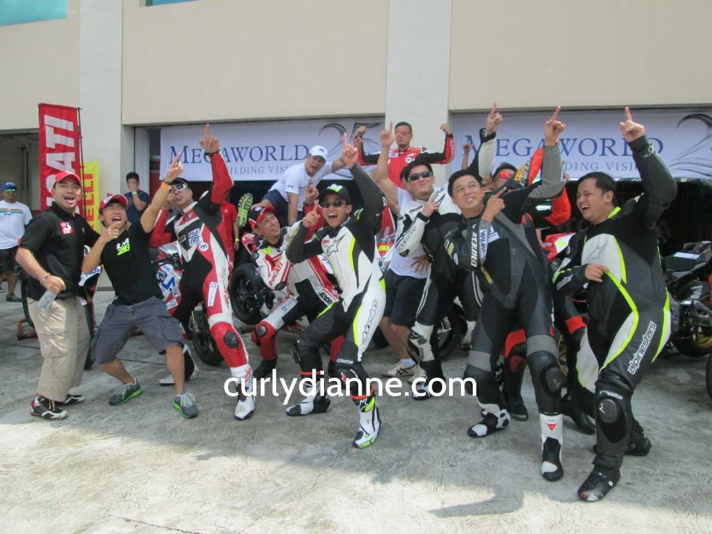 ATAT and Ducati Philippines