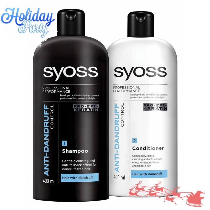 Syoss Hair Care Your Partner In Haute Hair This Holidays