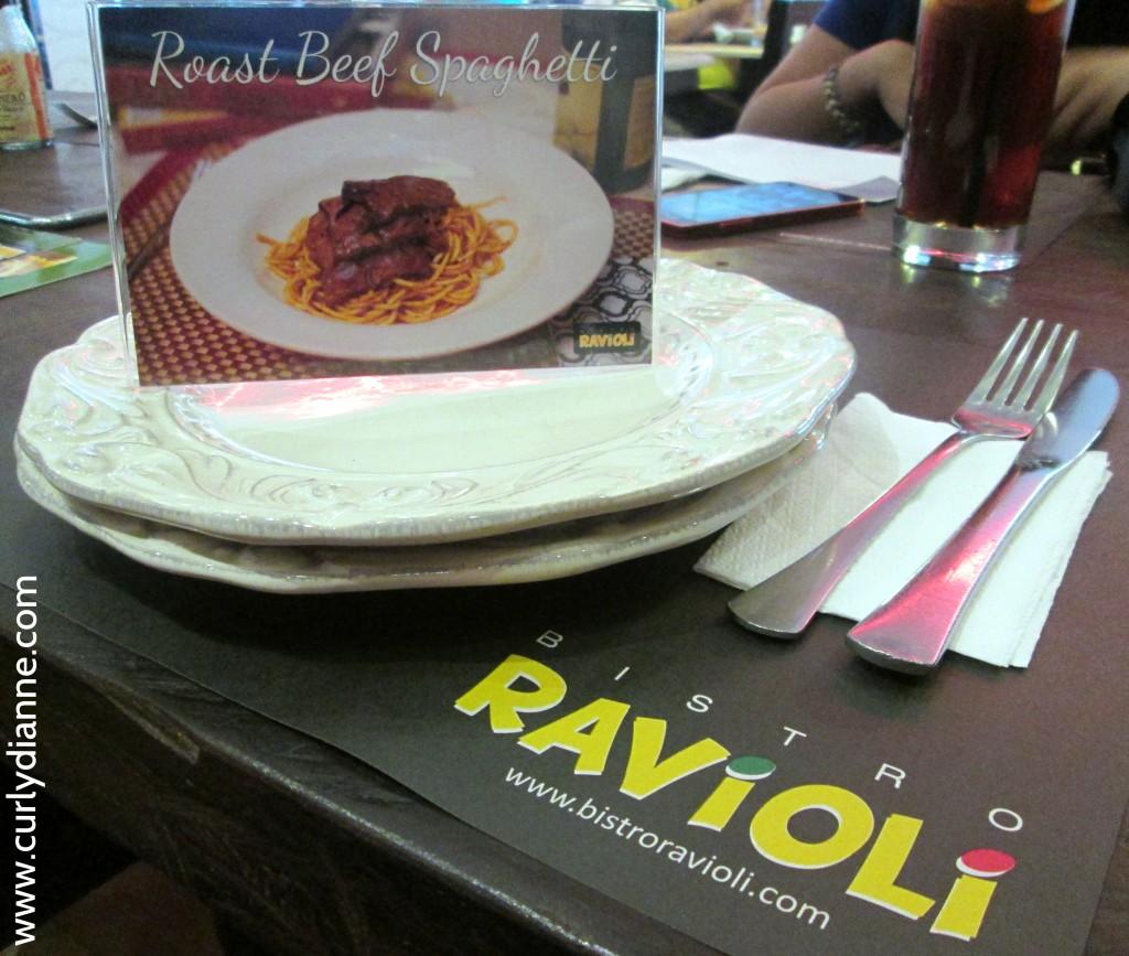 Roast Beef Spaghetti
