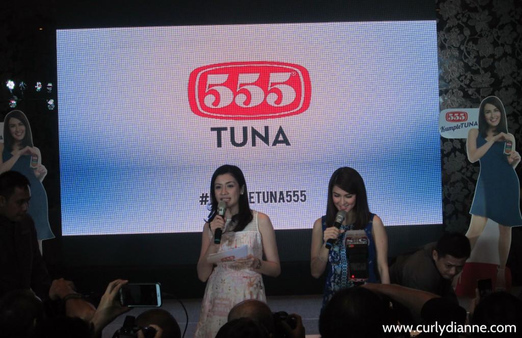 Marian Rivera for 555 Tuna