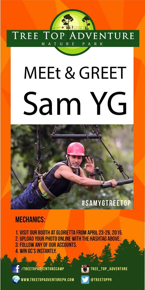 Sam YG for Treetop