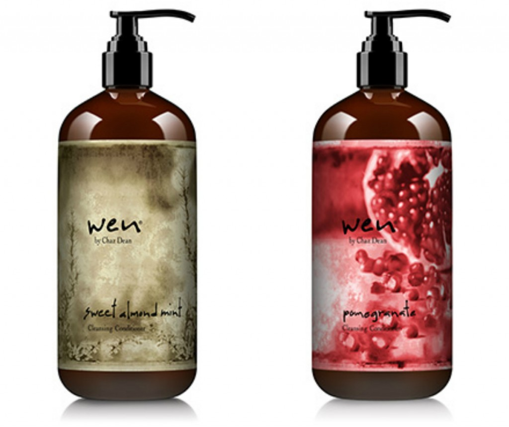 The Best Cleansing Conditioners for Your Hair Type Wen's cleansing conditioner is famous among models, The Coolest New Hair-Care Products Dropping in December.