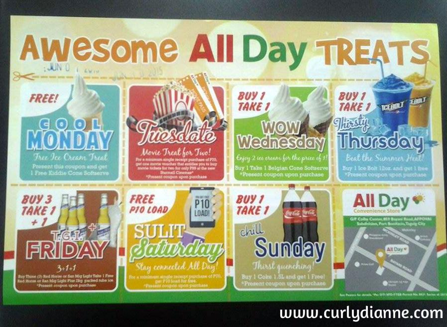 All Day Treats