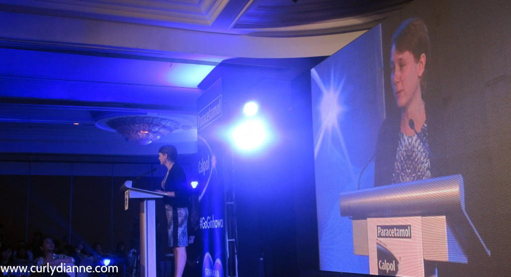 Ms. Heather Pelier, the Incoming General Manager of GSK Consumer Healthcare Philippines