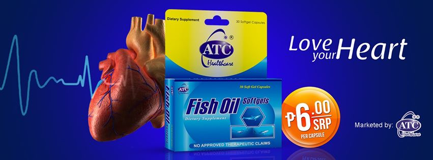 ATC Fish Oil Softgel