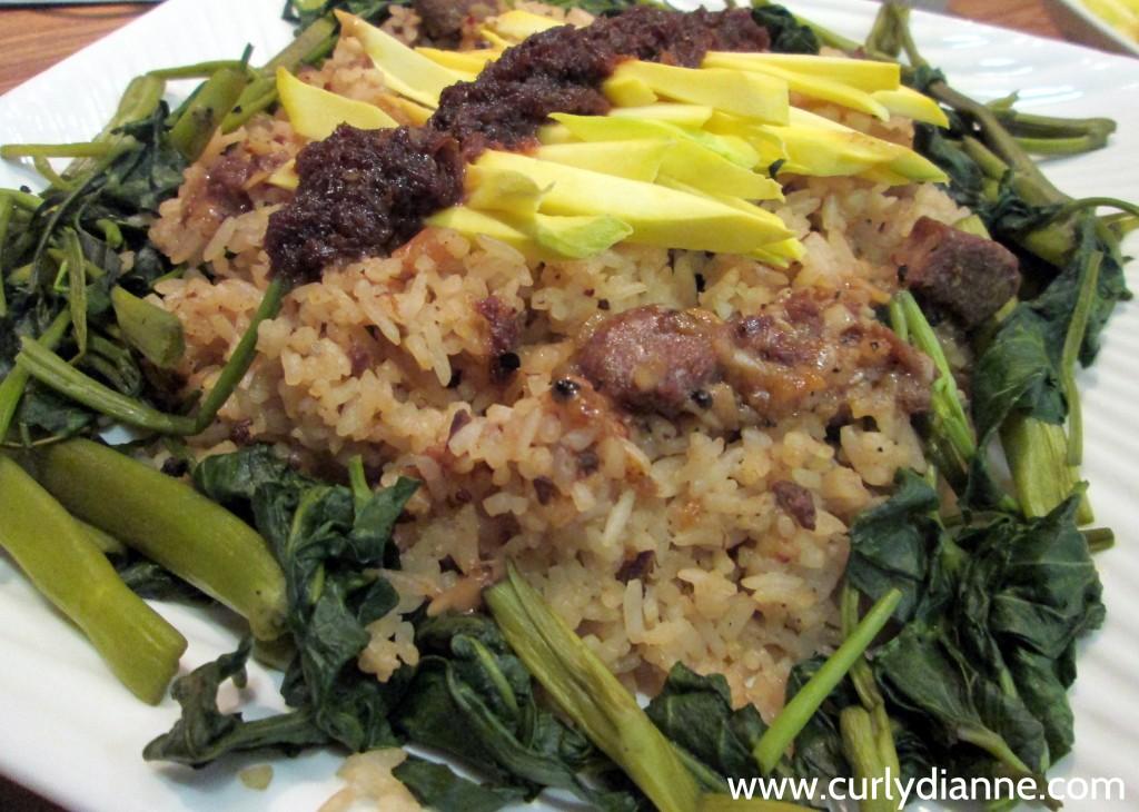 Chicken Adobo Rice