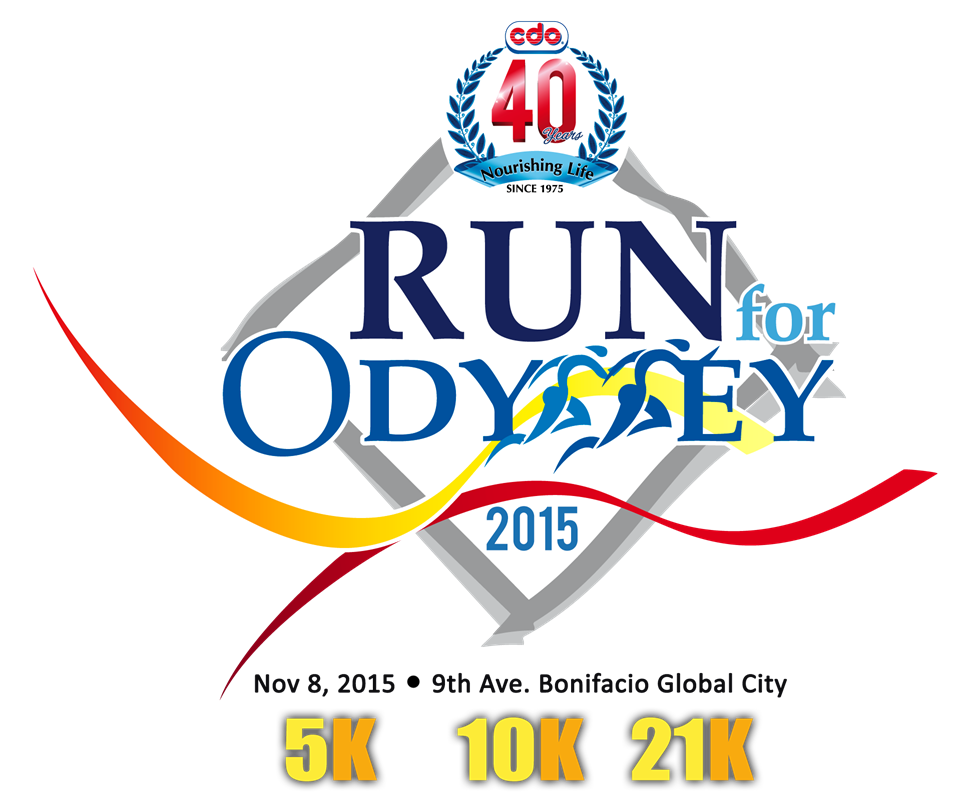 Run for Odyssey 1