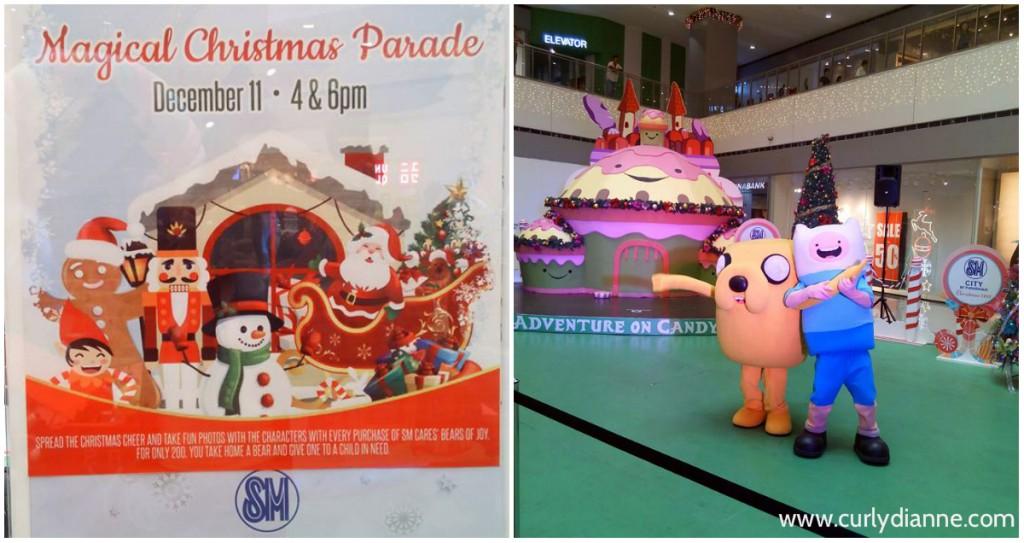 Magical Christmas Parade SM BF