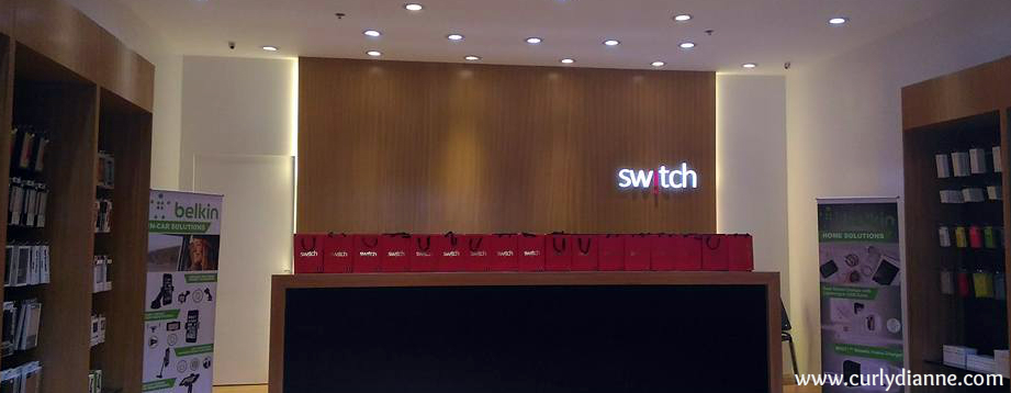SWITCH Open Its 19th Retail Store in Ayala Malls Serin