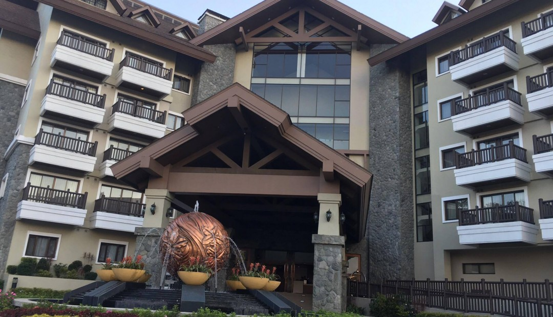 Azalea Residences in Baguio City