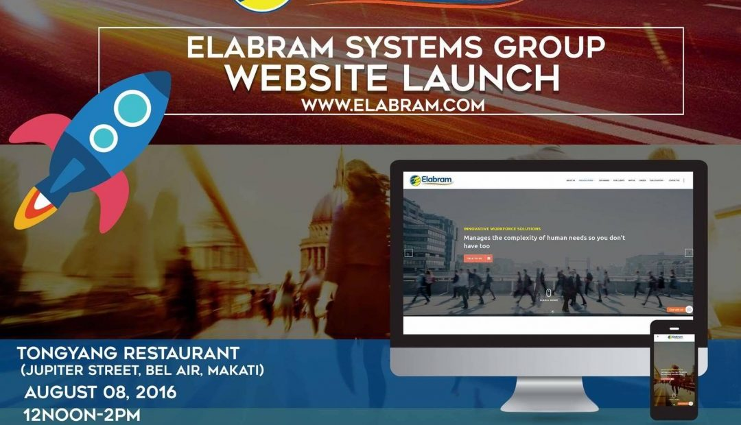 Elabram Website Re-Launch