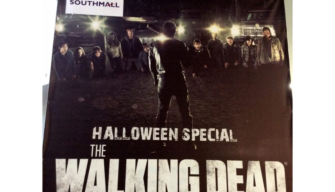 The Walking Dead at SM Southmall