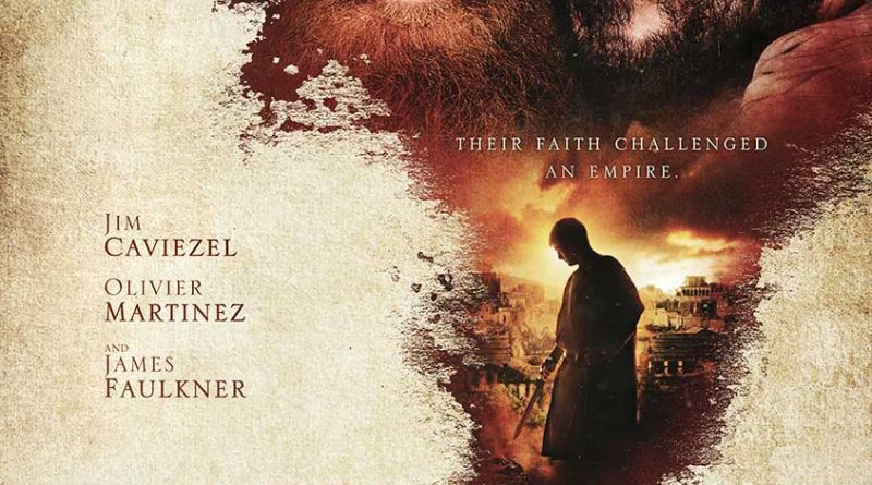 Paul; Apostle of Christ Movie