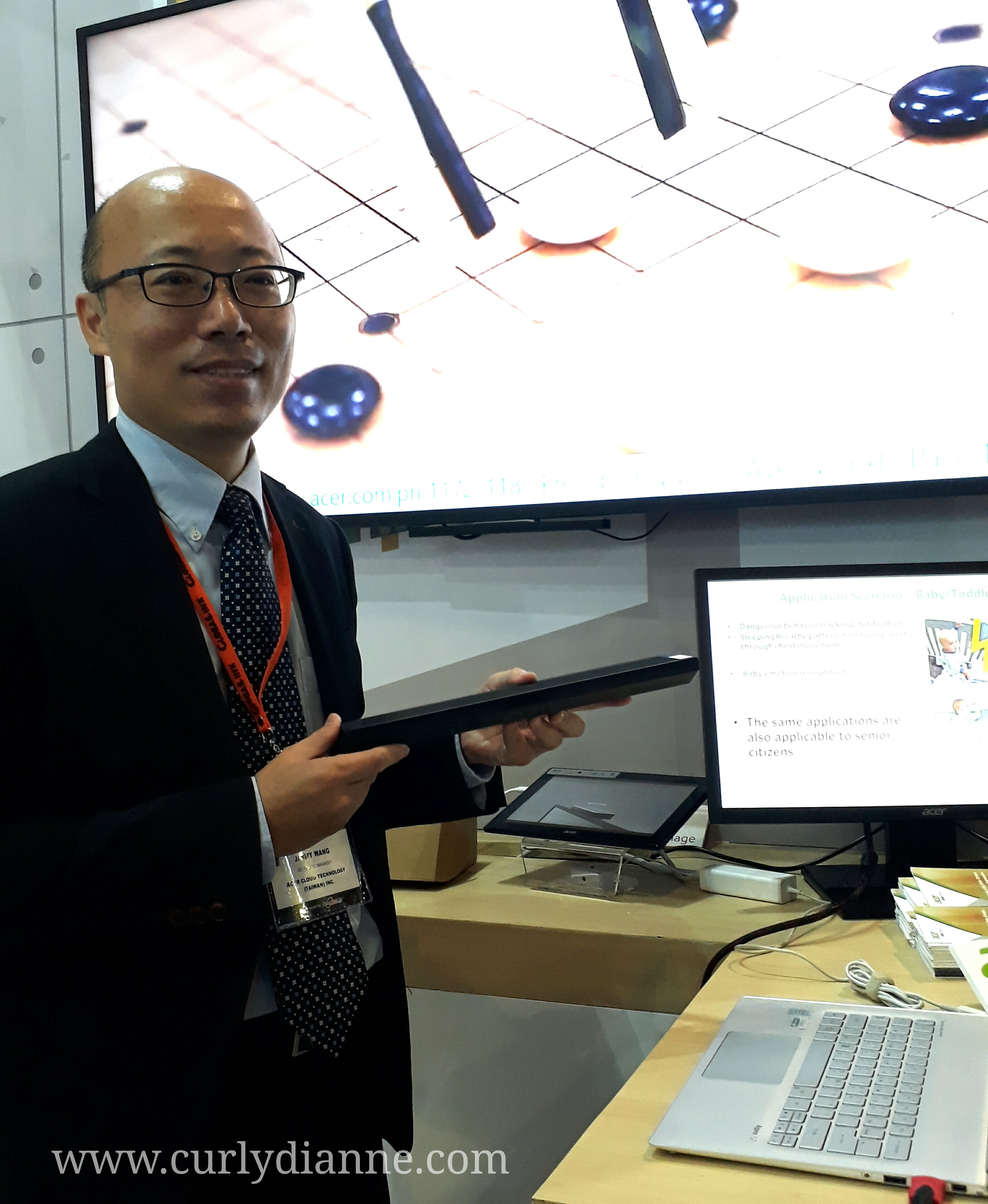 Taiwan Excellence Brand Acer