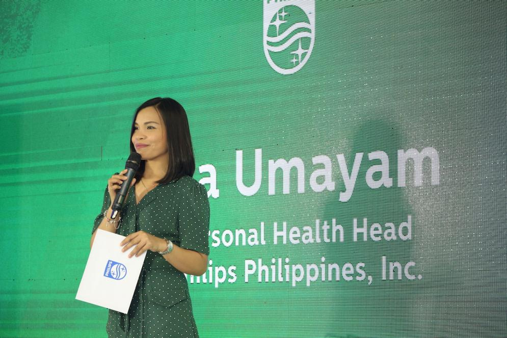 Pia Umayam, Philips Personal Health Head
