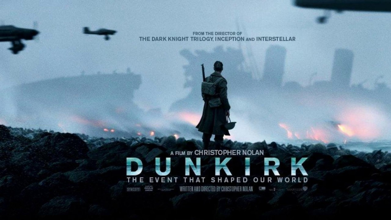 Dunkirk is a war film that portrays the British soldiers' retreat to Dunkirk, France during World War II in three aspects: land, sea, and air.