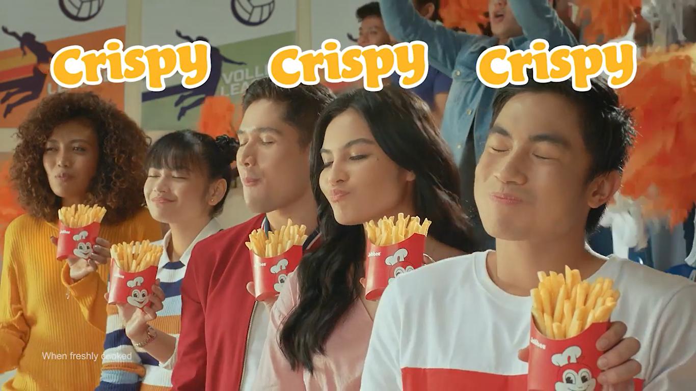 Jolly Crispy Fries